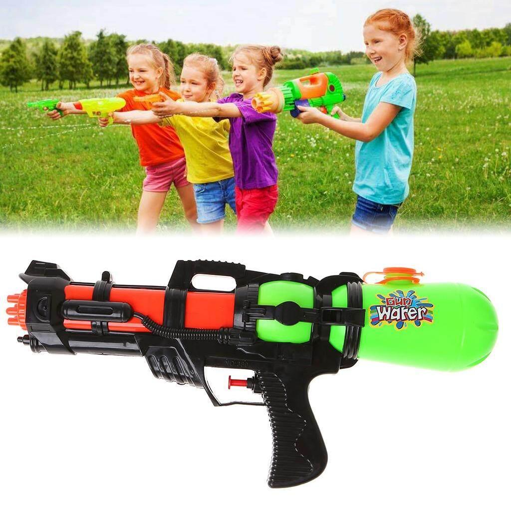 【สุดสนุก!!!】ปืนฉีดน้ำของเล่นสำหรับเด็ก By Bagbigb Mall.