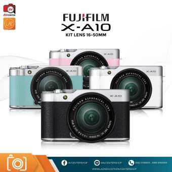 Fujifilm x-a10 kit 16-50 mm-