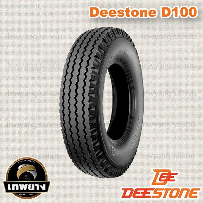 5.00-10 10pr ยี่ห้อ Deestone รุ่น D100 Tl ยางรถบรรทุกขนาดเล็ก By Lnwyang Saikou.
