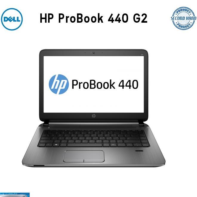 Hp Probook 440 G2 ราคาประหยัดที่สุด พร้อมใช้งานพื้นฐาน.