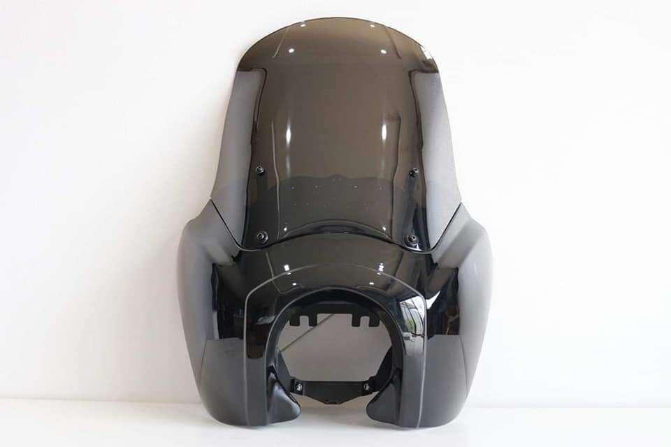 โปรโมชั่น T-Sport Faring หน้ากาก T-Sport พร้อมขายึดแบบติดตั้งถาวร สำหรับ Harley Davidson Dyna และ Sportster(แปลงขา)