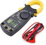 ราคา ราคาถูกที่สุด Itandhome เครื่องวัดแรงดันและกระแสไฟฟ้า มัลติมิเตอร์ Digital Multimeter สีดำ
