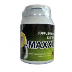 ซื้อ Super D Maxxx อาหารเสริมสมรรถภาพท่านชาย 60 แคปซูล ออนไลน์ ปทุมธานี