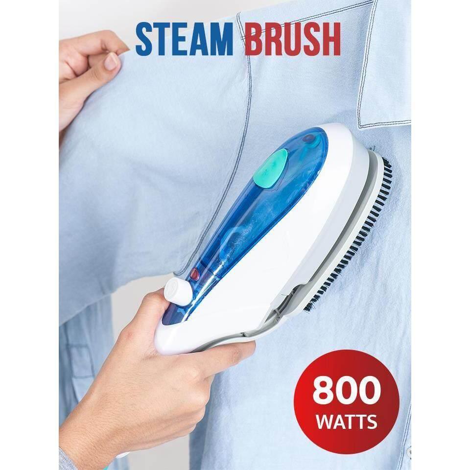 เตารีดไอน้ำ เตารีด พกพา ไอน้ำพกพา เตารีดไอน้ําแบบยืน เครื่องรีดไอน้ำ หัวแปรง2แบบ ทั้งหัวแบบแปรงและหัวแบบเรียบ ขนาดเล็กกะทัดรัด Steam Brush.