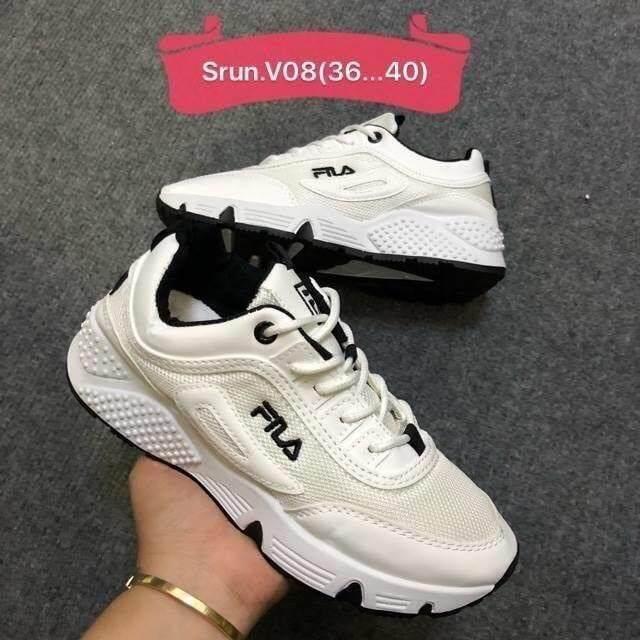 รองเท้าผ้าใบfila(สตรี) By Shop Smile99.