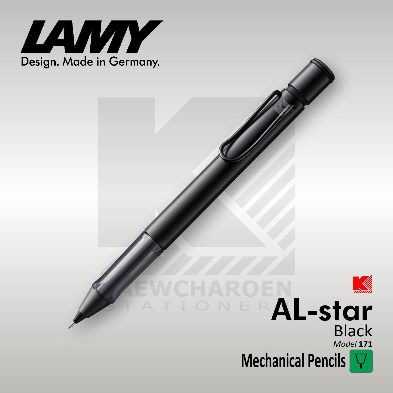 ดินสอกด Lamy Al-Star รุ่น 171 ด้ามสีดำ (ขนาด 0.5 มม.).