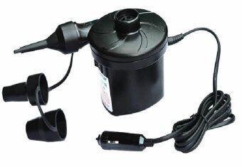 ITandHome เครื่องเป่าลมขนาดเล็ก ปั๊มลม Air pump - สีดำ