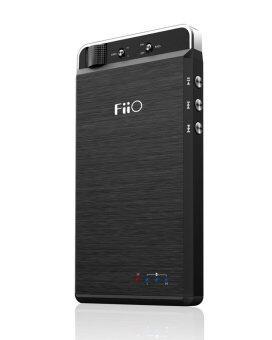 FiiO DAC + Amplifier พกพาสำหรับมือถือ Android รุ่น E18 - Black