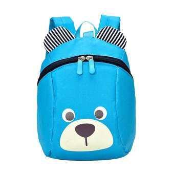 SMB กระเป๋าเป้สำหรับเด็กเล็ก กระเป๋าเด็กนักเรียน กระเป๋าไปโรงเรียน กระเป๋าเป้ไปโรงเรียน Shool Bag รุ่น KDB-BEAR (K1-013) จากร้าน Smart Choices