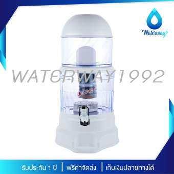 Unipure เครื่องกรองน้ำแร่อเนกประสงค์ ขนาด 14 ลิตร อุปกรณ์ครบชุด ประกอบง่าย จัดส่งฟรี