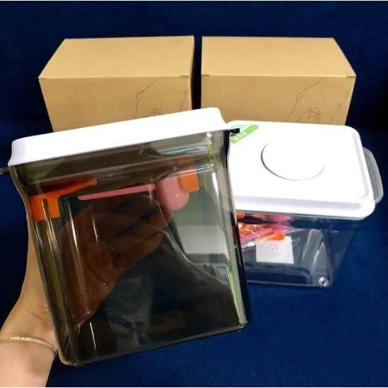 กล่องเก็บนมผงสูญญากาศ รุ่นใหม่ Ankou 1700ml By Morestech.