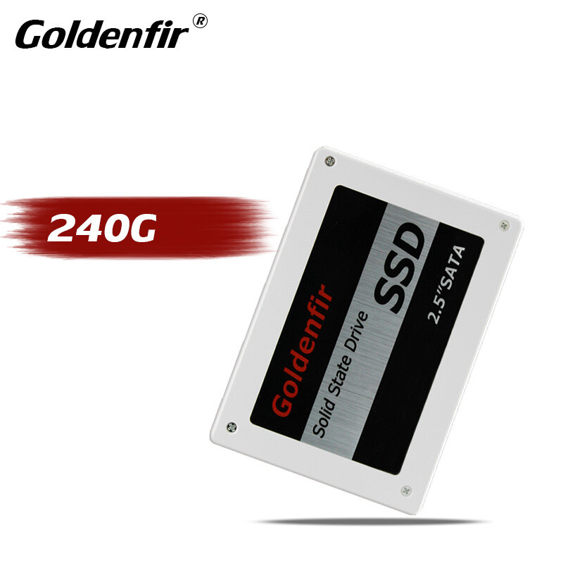 Goldenfir ราคาต่ำสุด Ssd ฮาร์ดไดรฟ์โน๊ตบุ๊ค 120gb 240gb สำหรับเดสก์ทอปโน๊ตบุ๊คไดรฟ์โซลิดสเตทดิสก์ 240gb 120gb Ssd ขับเคลื่อน.