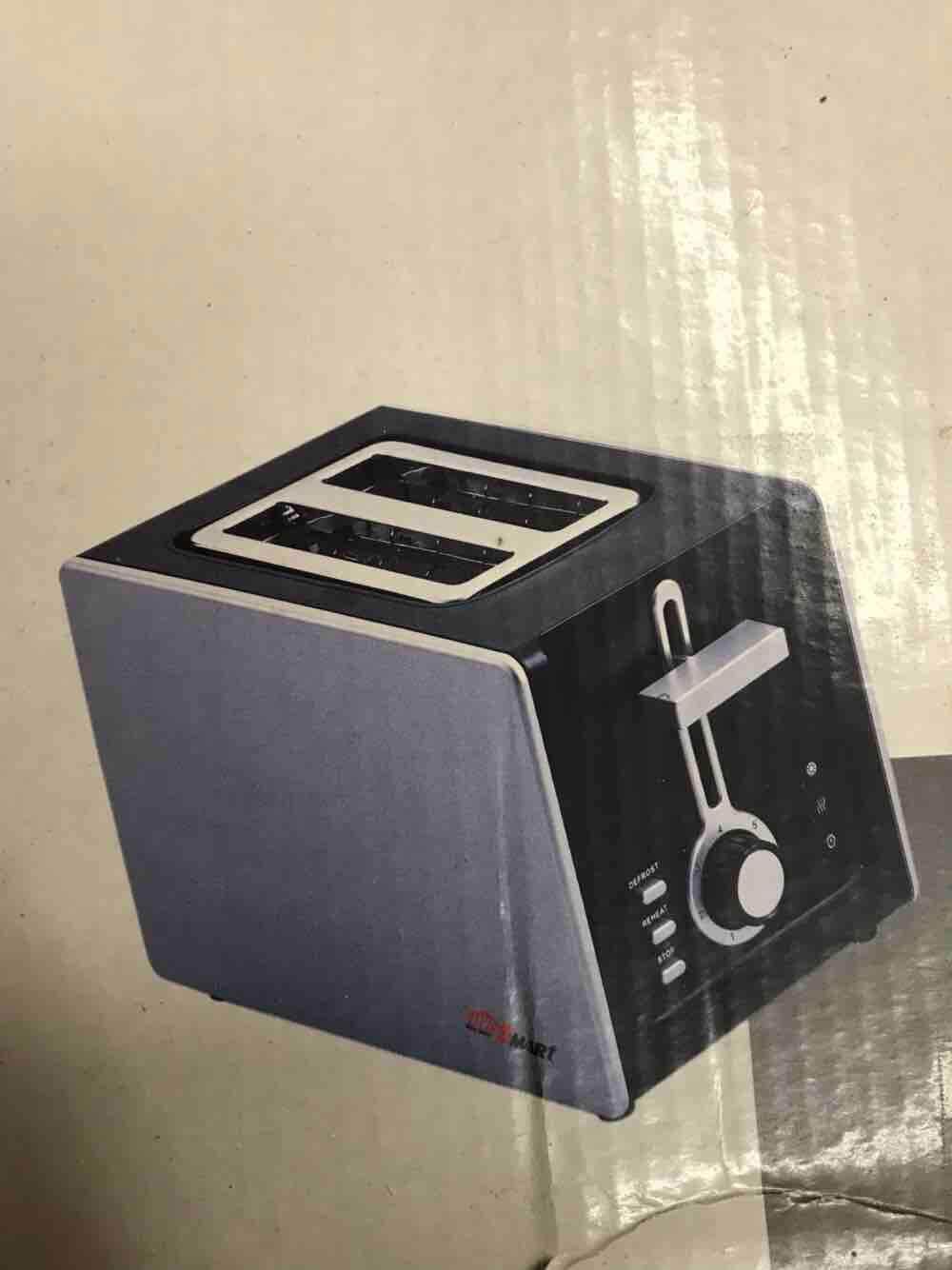 เครื่องปิ้งขนมปัง Hw Smart รุ่น Hw-S2518 By Taweephan.