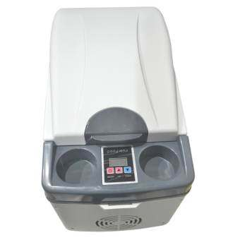 PROMA ตู้เย็นติดรถยนต์ 20 ลิตร รุ่น YX-2000D - สีขาว-