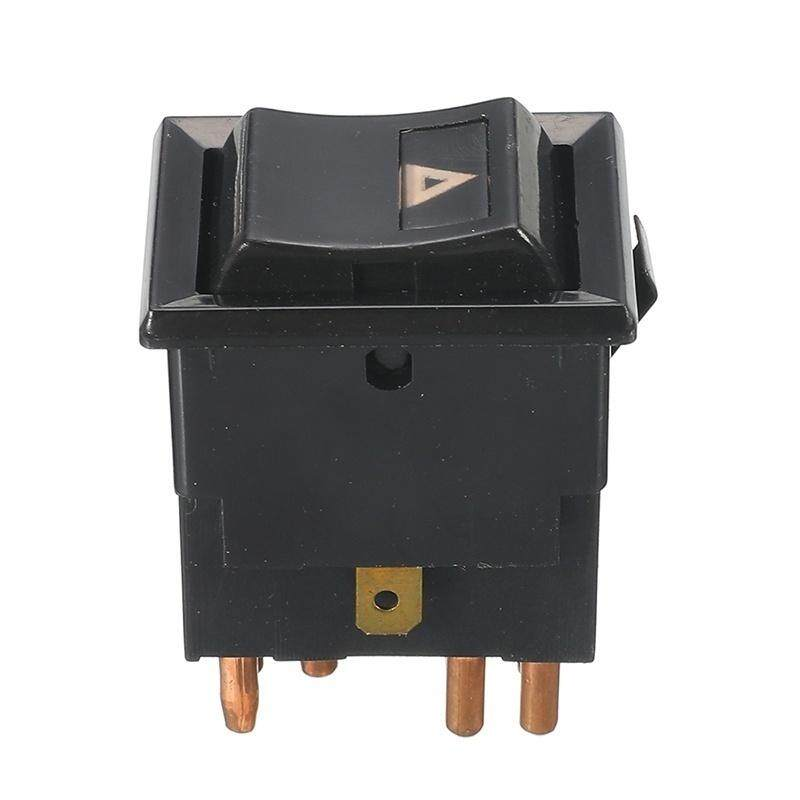 7 Pins Black Hazard Warning Lamp Switch For Land Rover Defender 90 110 130 Yuf101490 By Aliewo Shop.