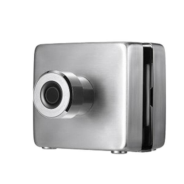 Smart Fingerprint Lock Electric Fingerprint Door Lock 20 Users for Frameless Glass Door