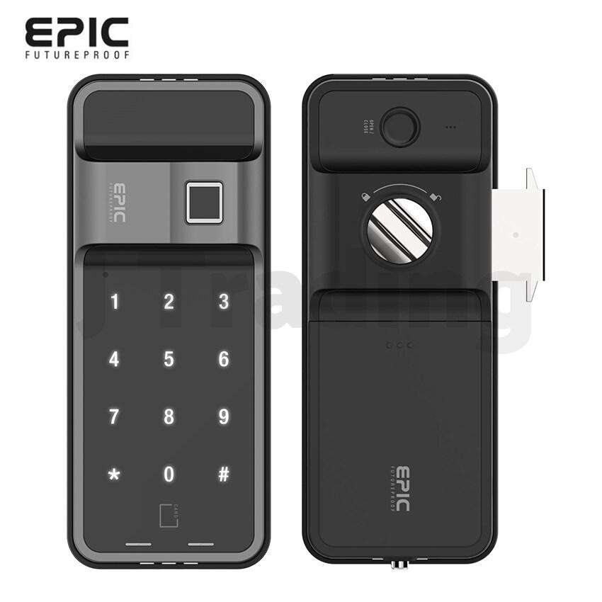 [epic] Bluetooth ลายนิ้วมือ อิเล็กทรอนิกส์ล็อค กลอนประตูดิจิตอล รุ่น Es-F500h.