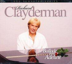 Amornmovie Cd Richard Clayderman Ballade Pour Adeline.