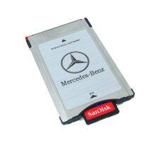 MercedesBenz PCMCIA TO SD SDHC PC CARD ADAPTER