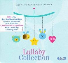 Amornmovie Cd Lullaby Collection : Growing Minds With Music (3 Cd).