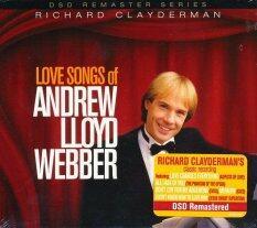 Amornmovie Cd Richard Clayderman: Love Songs Of Andrew Lloyd Webber.