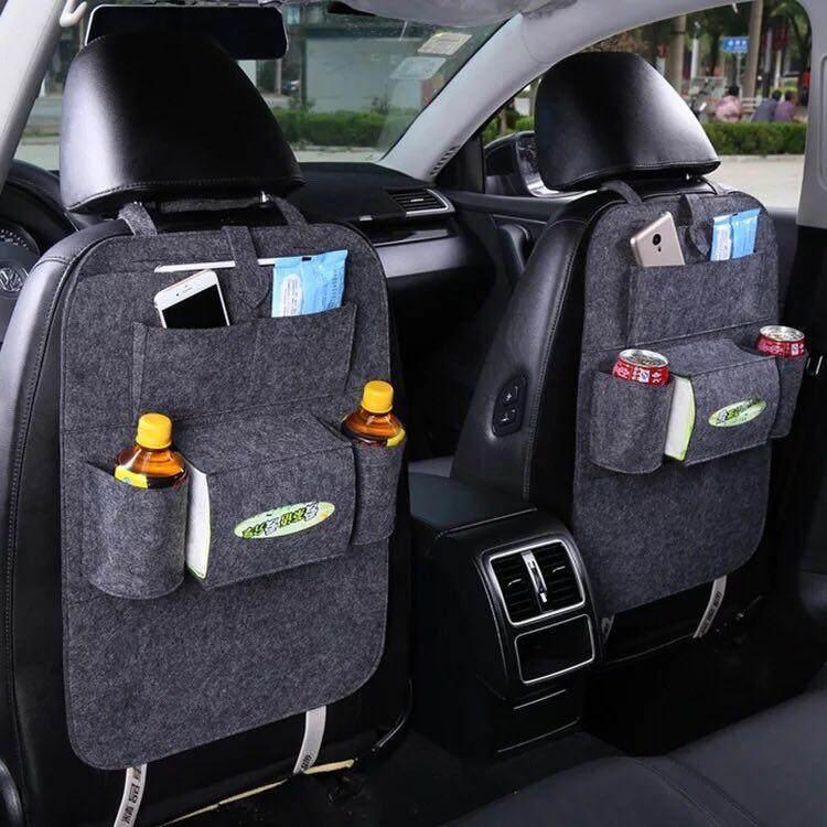 Car Auto Home กระเป๋าใส่สัมภาระอเนกประสงค์ด้านหลังเบาะ กระเป๋ารถยนต์ By Car Auto Home