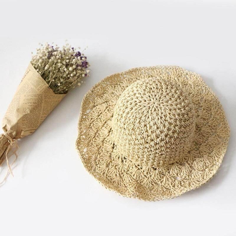 หมวกสานแฟชั่นสไตล์ญี่ปุ่น By Kidz Club.