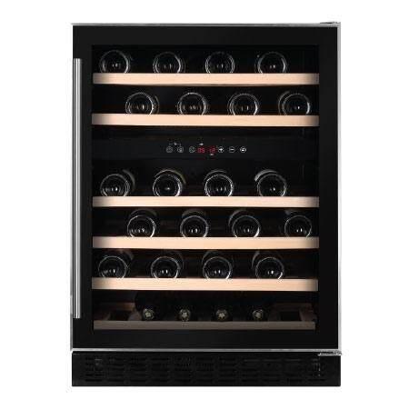 Temptech ตู้แช่ไวน์ รุ่น Classic Vwcr46db82 – สีดำ บรรจุ 46 ขวด By Temptech.