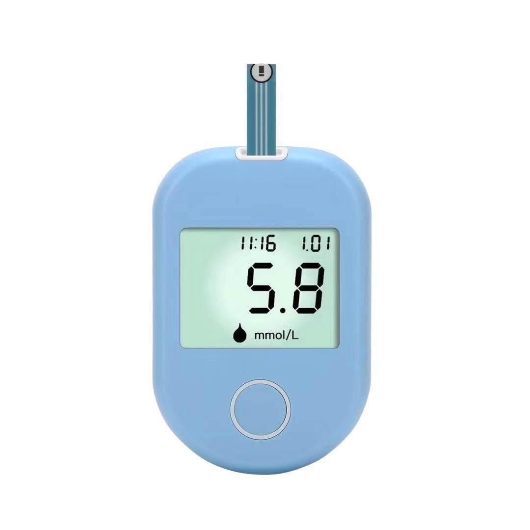 เครื่องตรวจน้ำตาล เครื่องตรวจน้ำตาลในเลือด เครื่องตรวจเบาหวาน Blood Glucose Meter(xg803).