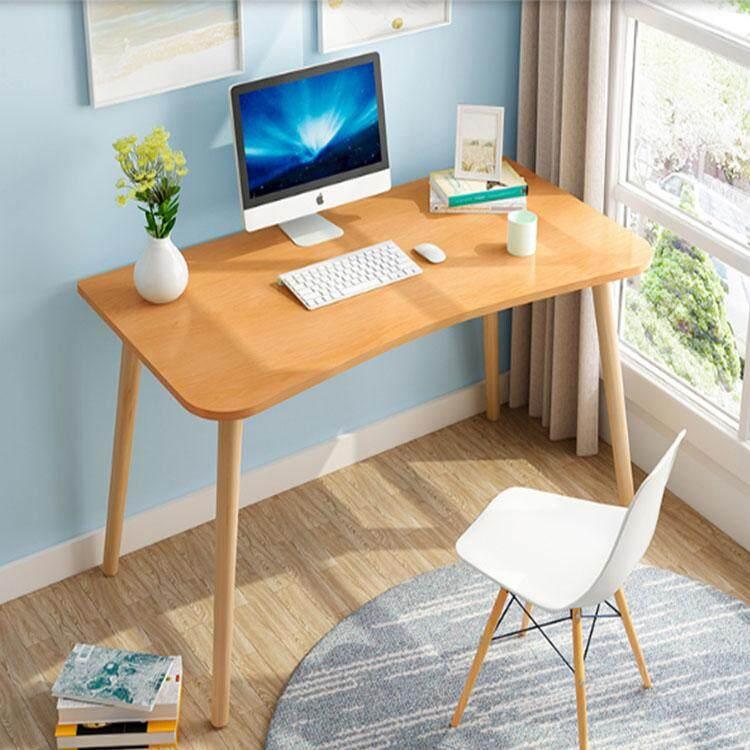 FIT โต๊ะทำงาน โต๊ะเรียนสีขาว สไตล์โมเดิร์น YF-8864