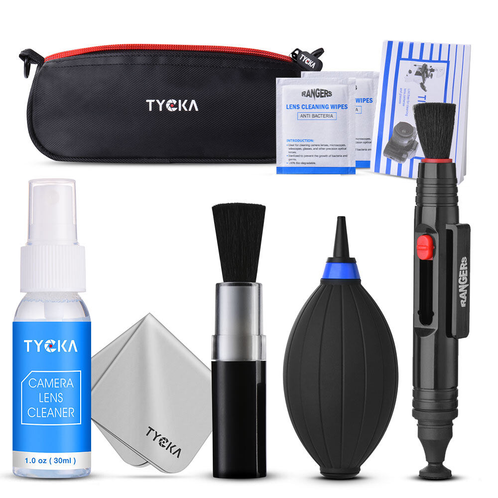 Tycka 8 In 1 Camera And Lens Cleaning Kit ชุดทำความสะอาด กล้องและเลนส์.