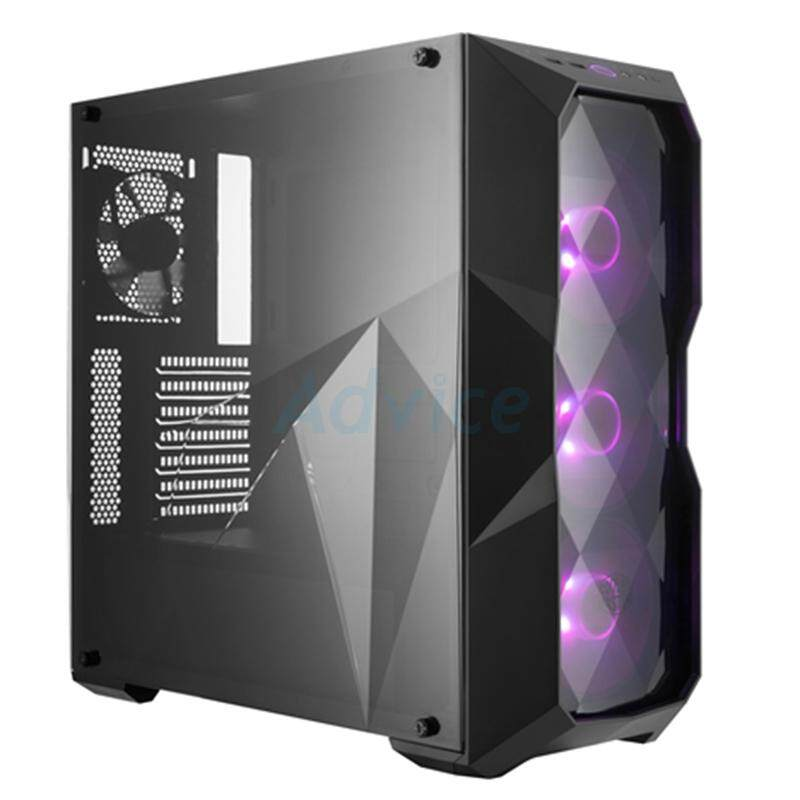 Atx Case (np) Cooler Master Td500 Rgb (black) By We Have Item.