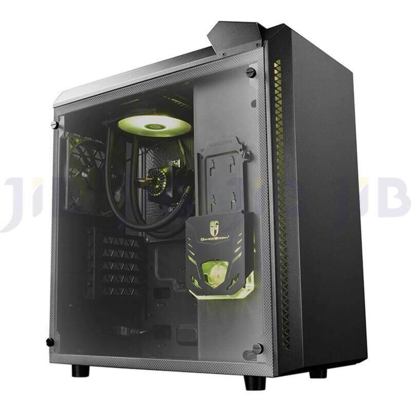 Atx Case Deepcool Baronkase Liquid Black By Jura.
