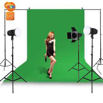 Backdrop Photo lighting studio ฉากผ้ามัสลิน 3x6 เมตร (เฉพาะผ้าฉาก)-