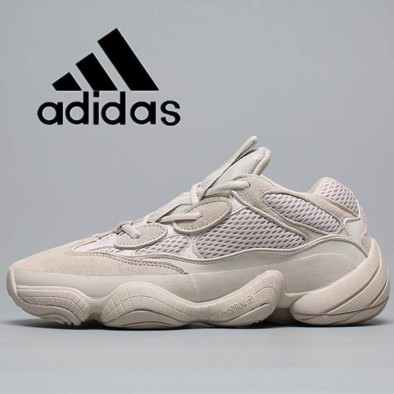 Giá Cực Tốt Khi Mua Adidas_Yeezy_Desert_Rat_500 Nam Nữ Giày Thể Thao Cho Nữ Tuổi Giày Sa Mạc Tro