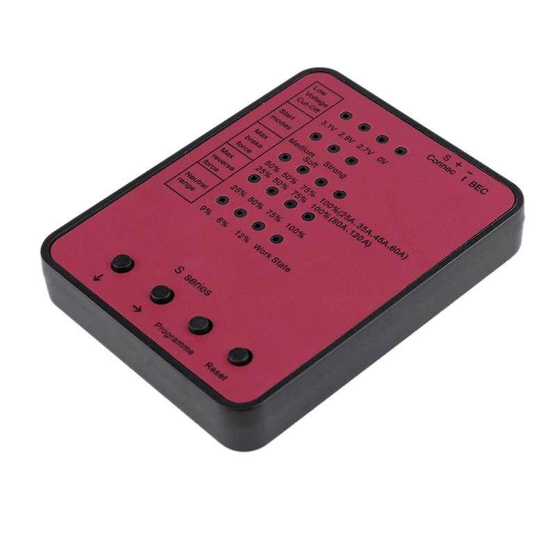 Giá Tiết Kiệm Để Sở Hữu Ngay Programming Card For 45A/120A Rc Car Esc Brushless Electronic Speed Controller