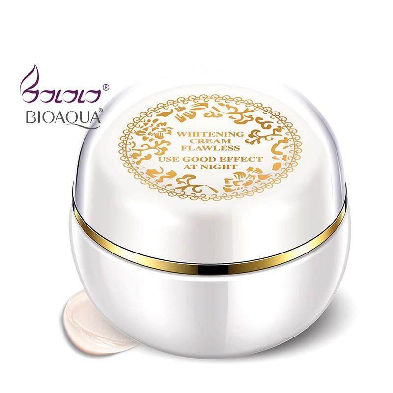(ของแท้/พร้อมส่งกดเลย) BIOAQUA ครีมไข่มุก หน้าใส แก้ทุกปัญหาผิว BIOAQUA Lady Cream Magic Glow Freckle Removal Whitening Cream 30g 1 ชิ้น รหัสสินค้า 043