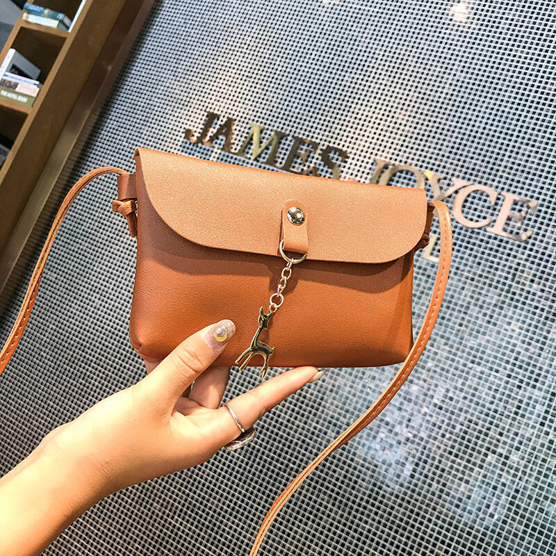 [โปรโมชั่นร้านใหม่ 19 บาท]2020 รูปแบบใหม่กระเป๋าสะพายข้าง กระเป๋าแฟชั่น กระเป๋ากระเป๋าสตางค์ กระเป๋าเงินหญิงwomen Shoulder Bag.