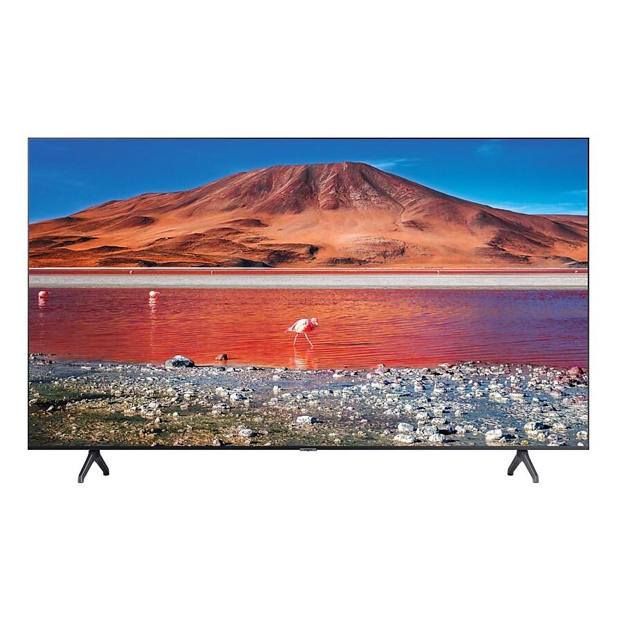 (new 2020) Samsung Smart Flat Tv 50 Crystal Uhd 4k รุ่น 50tu7000 (ทีวี 50 นิ้ว Smart Tv) *ขยายเวลารับประกันเพิ่มเป็น 3 ปี.