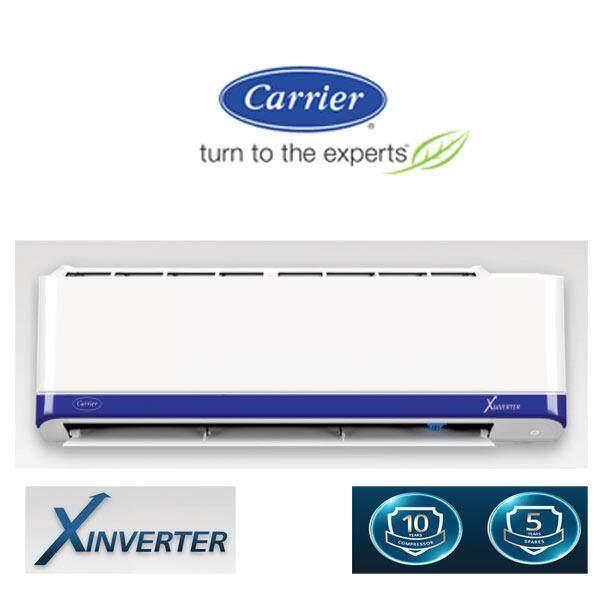 แอร์ผนัง Carrier รุ่น X-Ionizer Inverter  ขนาด 18,000 Btu.