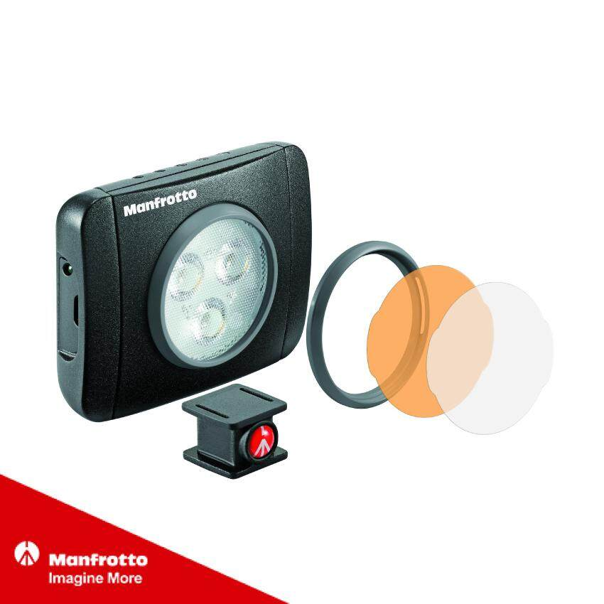 Manfrotto Lumimuse 3 Led By Manfrotto.