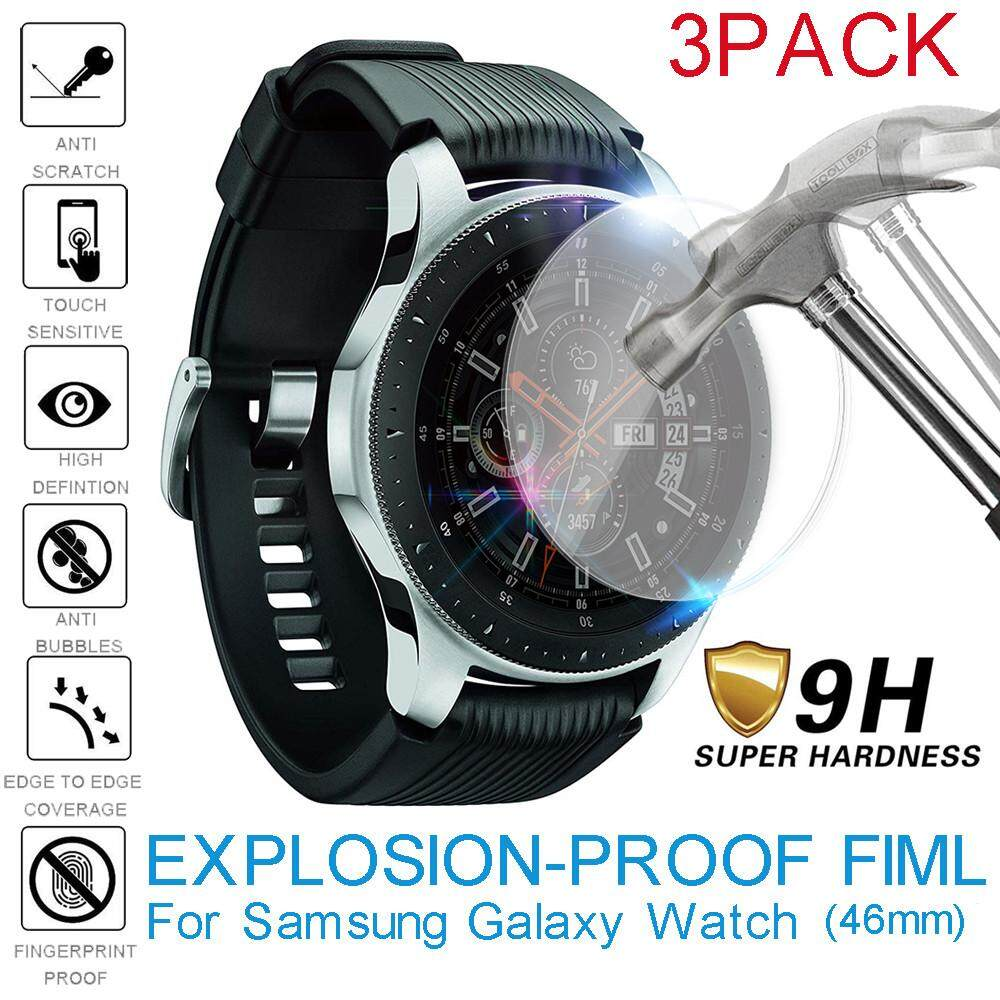 3Pack Explosion-proof TPU Screen Protector Film For Samsung Galaxy Watch (46mm) Malaysia