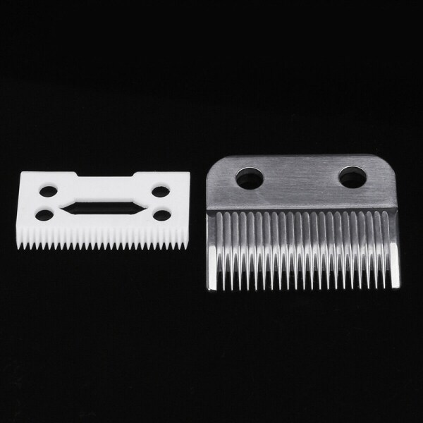 Bảng giá 2Pc Hair Beard Replace Ceramic Blade Cutter Metal Bottom for Wahl Shear Clipper Điện máy Pico