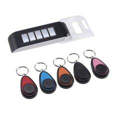 ซื้อ 5 In 1 Remote Wireless Key Wallet Finder Receiver 85Db Lost Thing Alarm Locator จีน