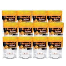 เครื่องดื่มชนิดผง กลิ่นส้มผสม วิตามินบี1, บี2, บี6, บี12  และวิตามินซี ตรา รอแยล-ดี สปอร์ต( (5ซองx12 ถุงตั้ง).