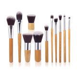 ราคา 11Pcs Professional Makeup Brush Cosmetic Brushes Tools Kitfoundation Set ออนไลน์ จีน