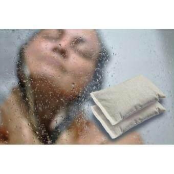 สมุนไพรอบตัว หรือต้มน้ำอาบเพื่อสุขภาพ(ชนิดถุงผ้าคู่) พลังธรรมชาติ 200 กรัม