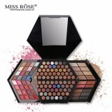 ซื้อ 2017 Miss Rose Brand Make Up Waterproof Long Lasting Powder 90 Mineral Color Wedding Bride Professional Makeup Full Set ใหม่