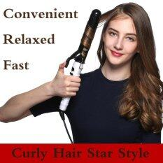ขาย 32Mm Fashion Curling Iron Ceramic Constant Temperature Curling Iron Don T Hurt Pear Flower Head Hair Big Roll Of Hair Curlers Intl Unbranded Generic ออนไลน์