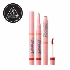 ขาย 3Ce Studio Velvet Cream Lip Pencil Focus On Me 3Ce ออนไลน์